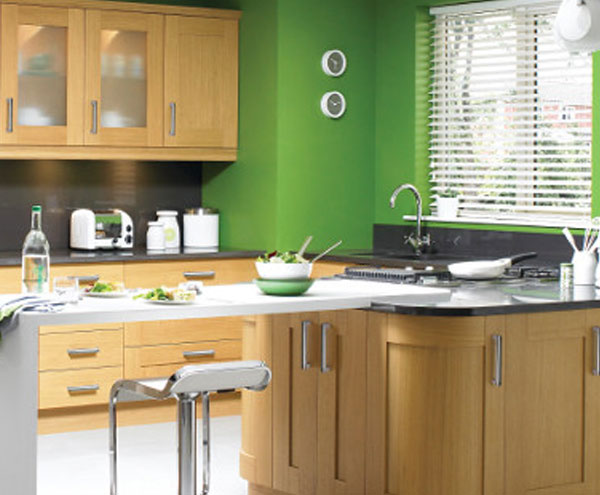 Kitchen showroom in Wolverhampton