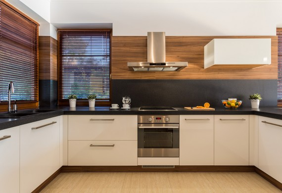 Modern kitchens in Wolverhampton