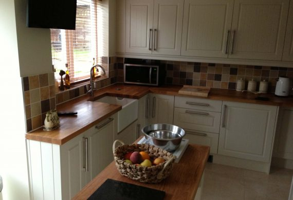Classic kitchens in Wolverhampton