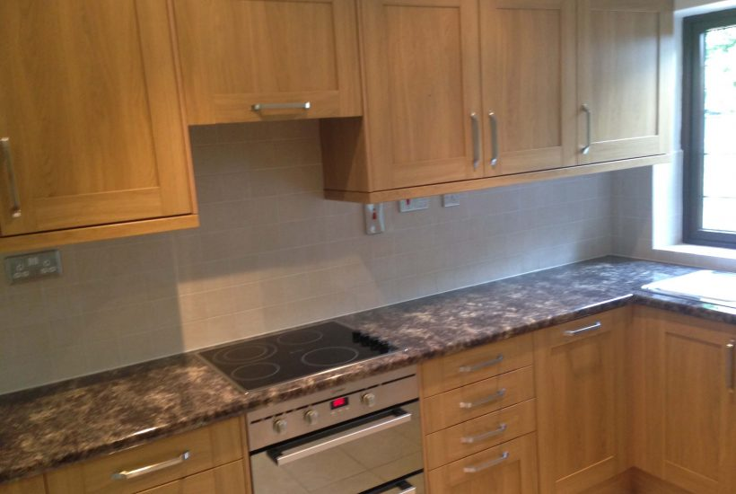 Fitted kitchens in Wolverhampton
