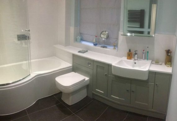 bathroom showroom in Wolverhampton